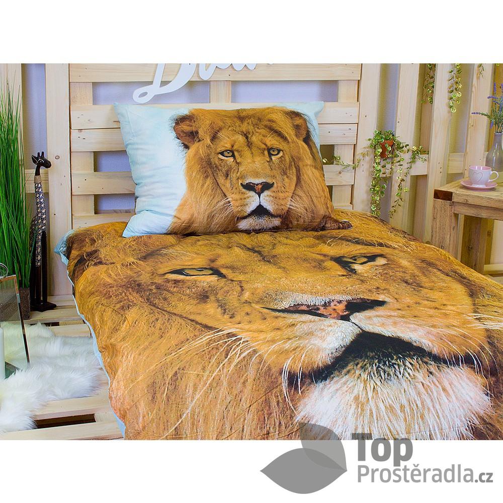 3d povle en bavlna 140x200 70x90 lev topprost. Black Bedroom Furniture Sets. Home Design Ideas