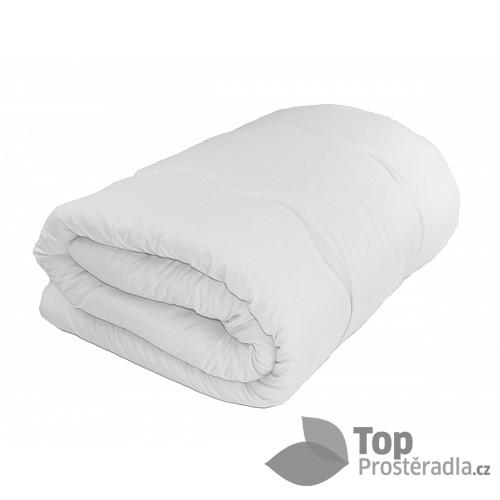 Celoroční přikrývka z dutého vlákna Comfort plus 140x200