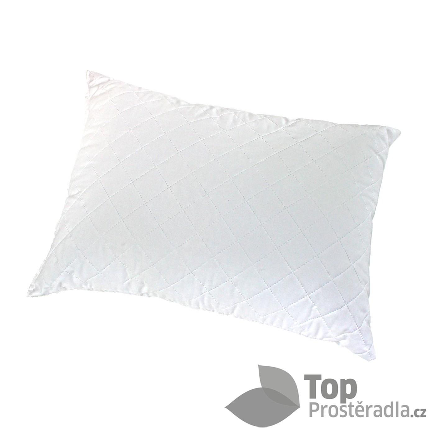 TP Prošívaný polštář 50x70 Duté vlákno Antialergenní
