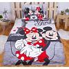 Bavlněné povlečení 140x200 70x90 Mickey & Minnie v NY