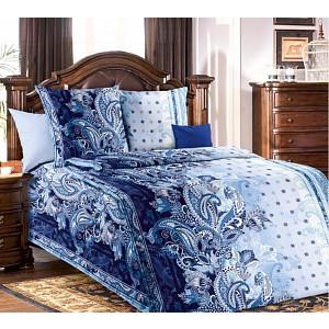 Bavlněné povlečení Royal blue 140x200+70x90