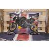 3D povlečení 140x200 + 70x90 - Motorky
