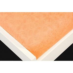 Žakárové prostěradlo (160 x 200) Premium - Losos