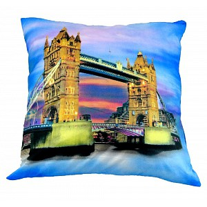 3D povlak 45x45 - Tower bridge