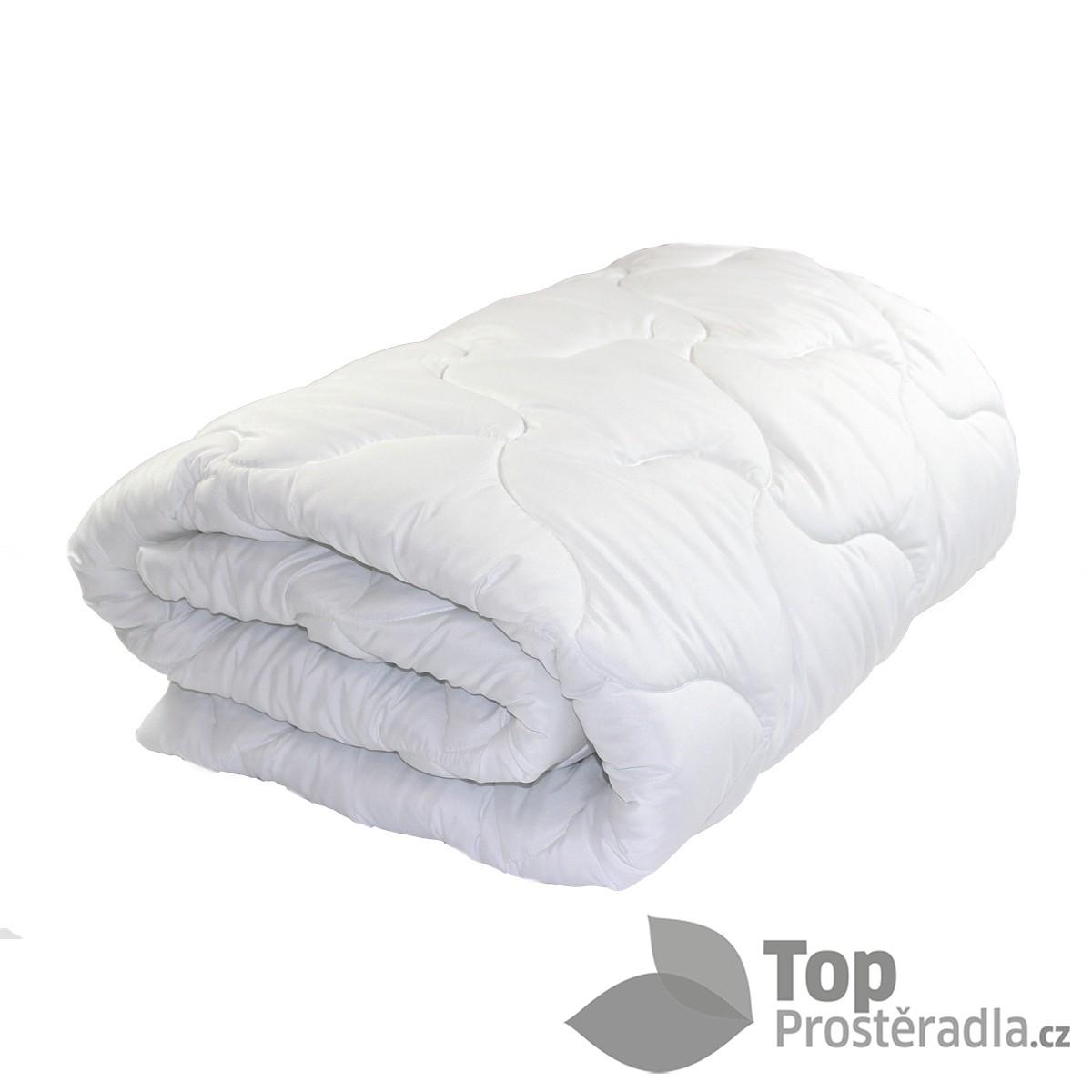TOP Celoroční přikrývka z dutého vlákna LUX 140x200 antialergenní