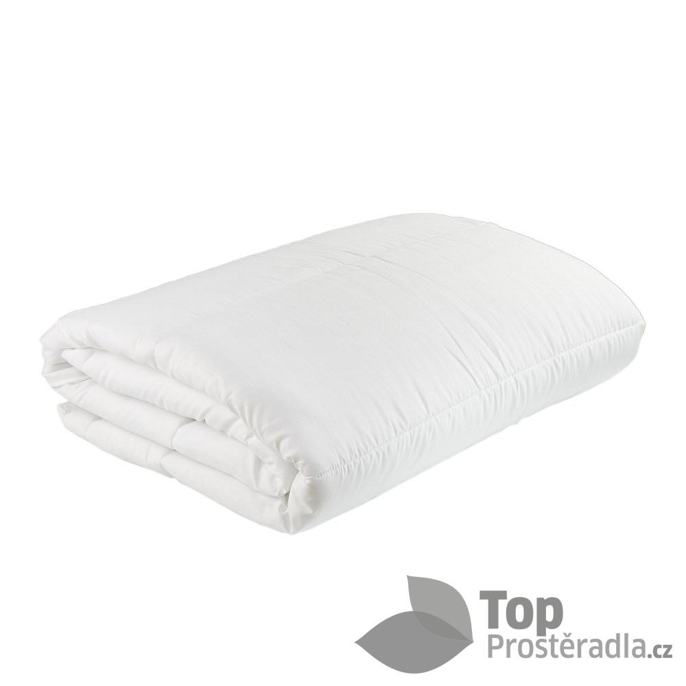 Levně TOP Celoroční přikrývka z dutého vlákna LUX 140x200 antialergenní