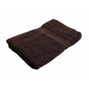 Froté ručník EXCLUSIVE - HNĚDÁ
