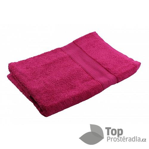 Froté ručník EXCLUSIVE - RŮŽOVÁ