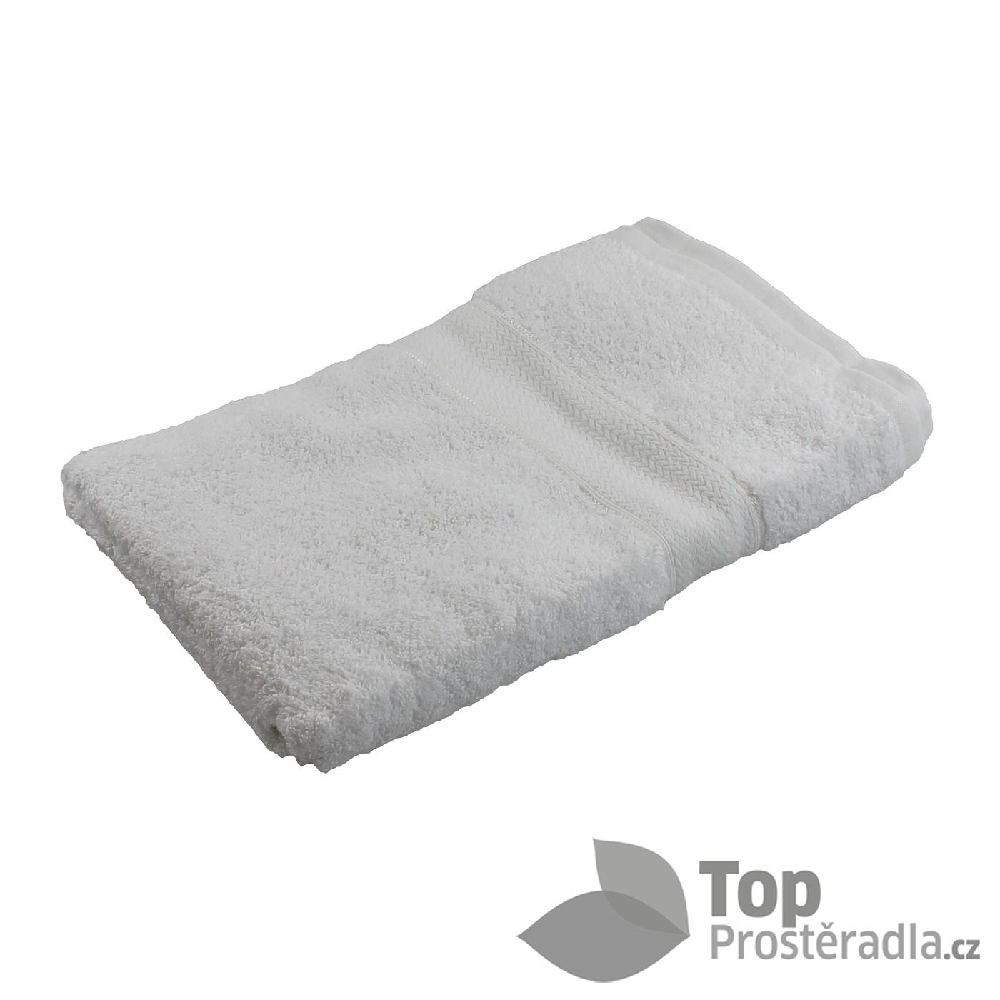 TOP Froté osuška EXCLUSIVE - BÍLÁ