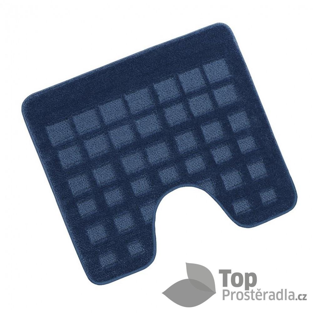 WC předložka 50x60cm modrá dlaždice