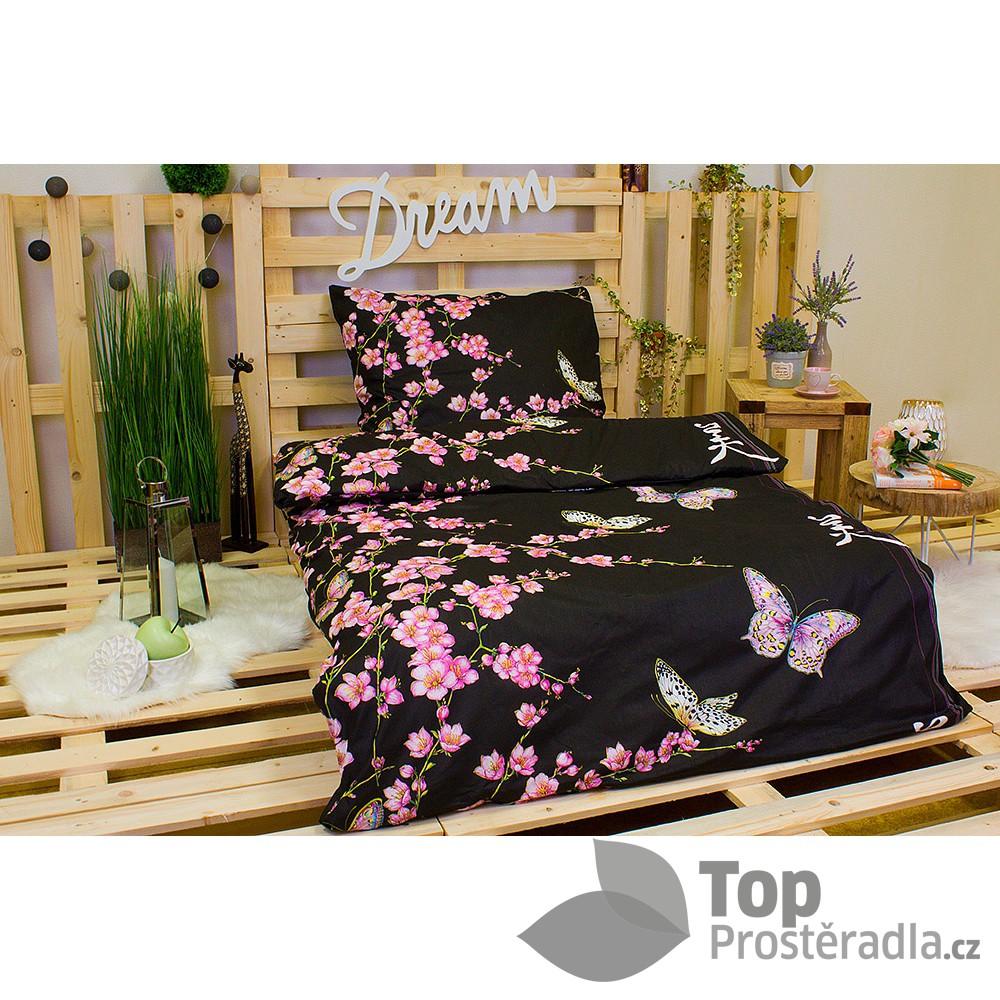 TOP Bavlněné povlečení Feng shui 140x220+70x90