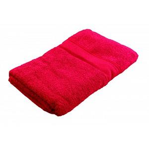 Froté ručník EXCLUSIVE - ČERVENÁ