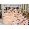Krepové povlečení DELUXE 140x200+70x90 - Flora