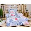 FLANELOVÉ POVLEČENÍ DELUXE 140x200+70x90 - Fairy blue