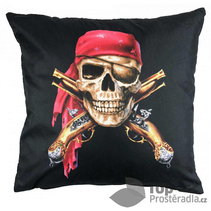 Apex 3D povlak 45x45 Pirát
