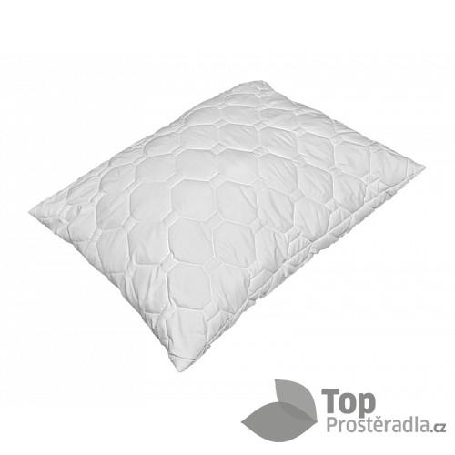 Prošívaný polštář Comfort plus 70x90 - Antialergenní, paměťové kuličky
