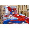 Dětské povlečení z mikrovlákna Spiderman 140x200+70x90