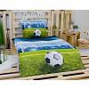3D povlečení 140x200 + 70x90 - Fotbal
