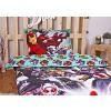 Bavlněné povlečení 140x200+70x90 Avengers comics
