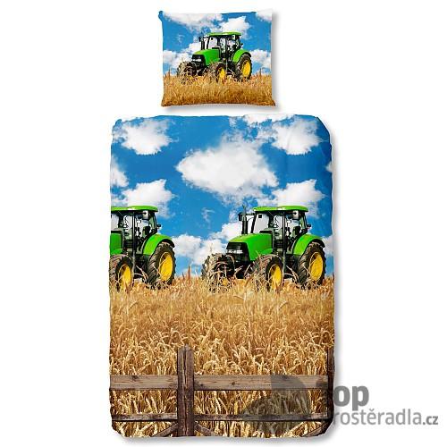 Bavlněné povlečení Good morning 140x200/220+60x70 FARMER