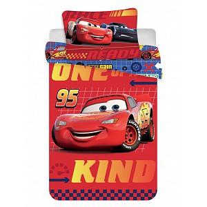 Dětské bavlněné povlečení Car baby 100x135+40x60