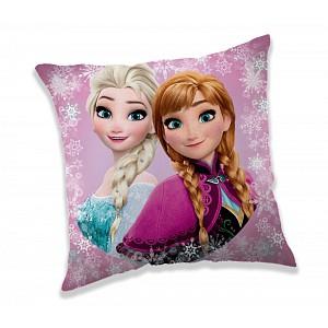 Dekorační polštářek 40x40 cm - Frozen Pink