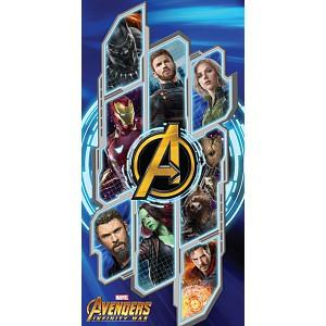 Osuška 70x140 - Avengers Infinity War