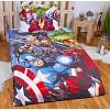 Bavlněné povlečení 140x200+70x90 Avengers Ultimate