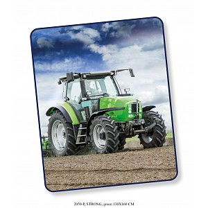 Deka / Pléd HIP DeLuxe 130x160 Traktor