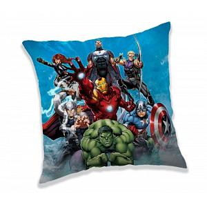 Dekorační polštářek 40x40 cm - Avengers