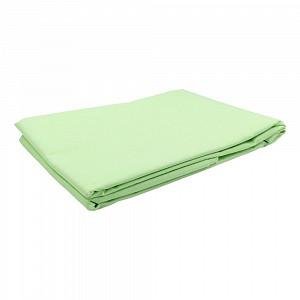 Prostěradlo bavlněná plachta KLASIK 140x240 - Zelená