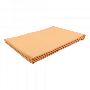 Prostěradlo bavlněná plachta KLASIK 140x240 - Oranžová