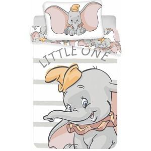 Dětské bavlněné povlečení 100x135+40x60 Dumbo