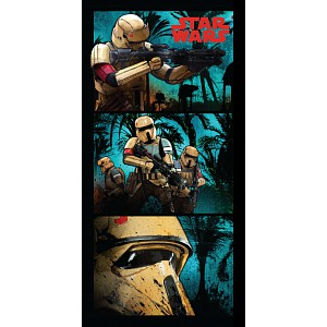 Osuška 70x140 - Star Wars Stormtroopers