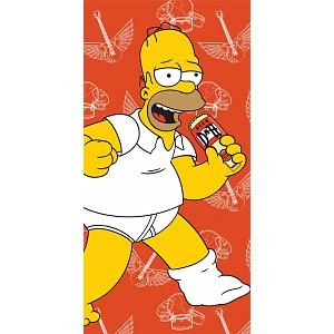 Osuška 70x140 - Homer