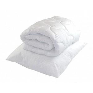 Protialergenní set PROŠÍVANÉHO polštáře a přikrývky Comfort
