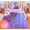 Bavlněné povlečení Frozen II Leaves 140x200+70x90