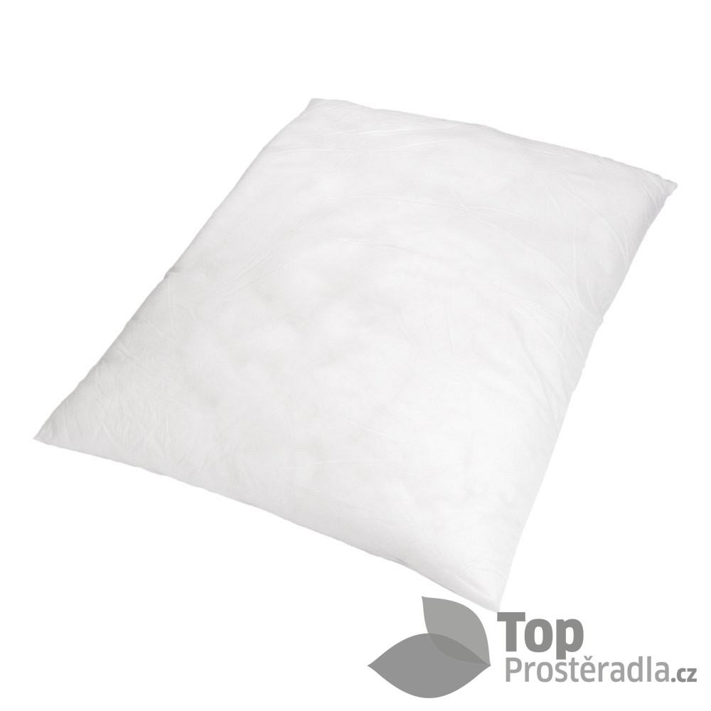 TOP Výplň do polštáře v netkané textílii 70x90