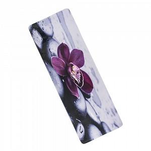 3D Podlahová předložka 60x180 Orchidea
