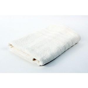 Froté ručník - Krémový