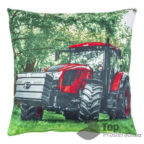 3D povlak 45x45 - Traktor