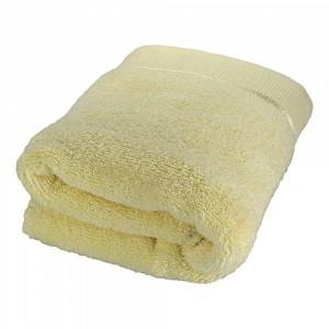 Froté ručník EXCLUSIVE TWIST ZERO - Světle žlutý