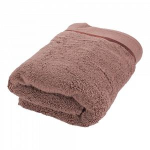 Froté ručník EXCLUSIVE TWIST ZERO - Hnědý