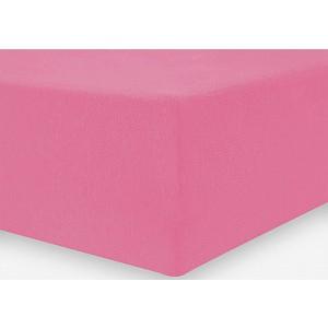 Microtop prostěradlo AMELIA ROYAL 140x200 - Růžové