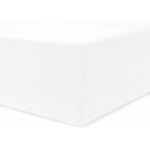Microtop prostěradlo AMELIA ROYAL 140x200 - Bílé