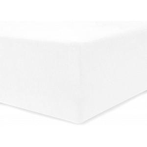 Microtop prostěradlo AMELIA ROYAL 200x220 - Bílé