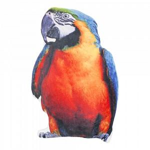 Tvarovaný polštářek ANIMALS - Papoušek Ara