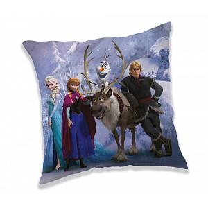 Dekorační polštářek 40x40 cm - Frozen