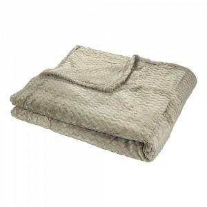 Mikrofaserová deka super soft 150x200 - Hnědozelená