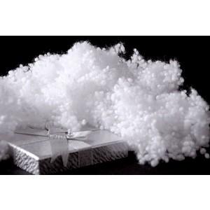 Náplň do polštářů - kuličky z dutého vlákna 500g